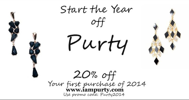 Start Year Off Purty 2014 2