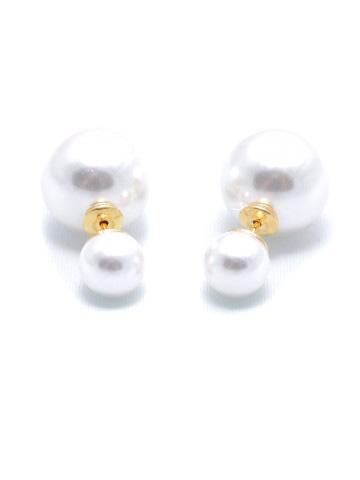 It Takes Two Earrings, Pearl