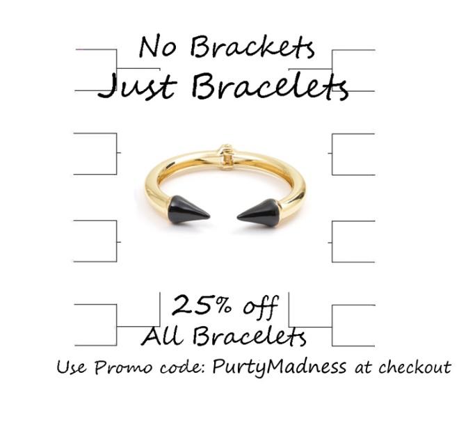No Brackets Just Bracelets #2 2015 copy