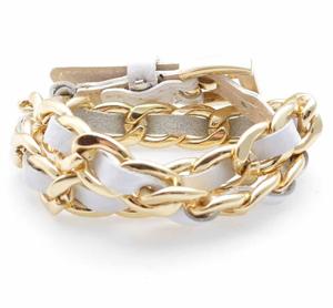 2 Bebe Wrap Bracelet