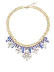 Cayman Crystal Necklace