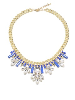 Cayman Crystal Necklace
