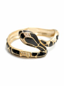 Luxe Snake Cuff, $20.20