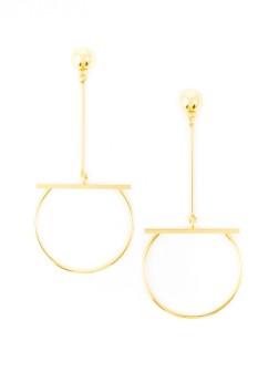 Cresent Earrings