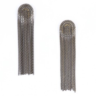 Everly Earrings, Stone
