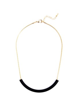 Alexa Necklace, Black