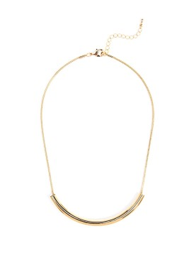 Alexa Necklace, Gold