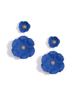 Camellia Drop Earrings