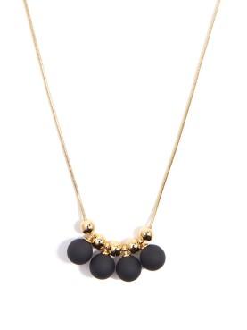 Hope Necklace, Black