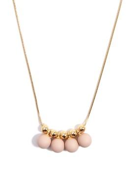 Hope Necklace, Blush