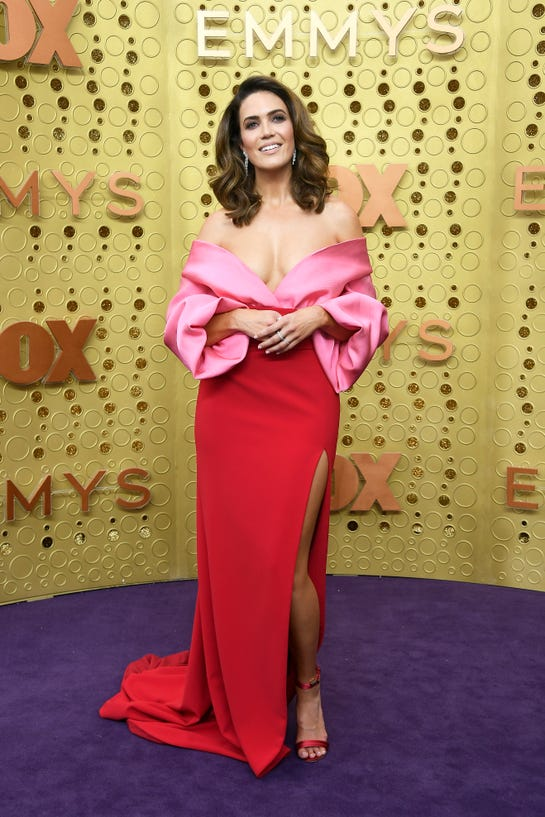 Mandy Moore Emmy 2019
